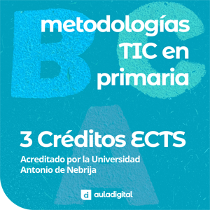 Curso Online Metodologías TIC en primaria